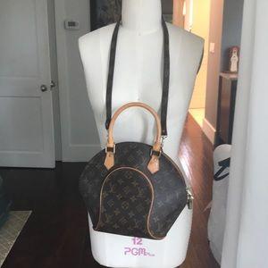 Louis Vuitton Ellipse Monogram bag